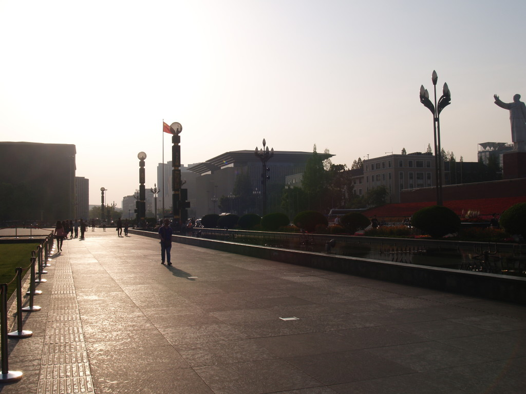 Площадь Небесной Резиденции