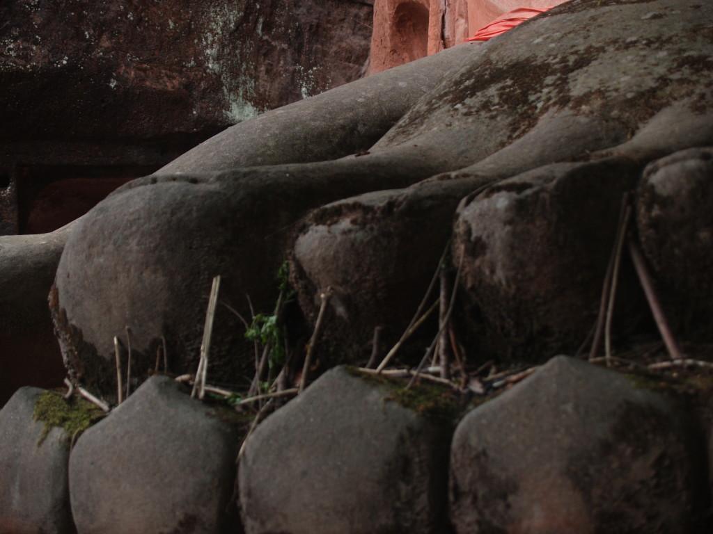 Стопа Будды