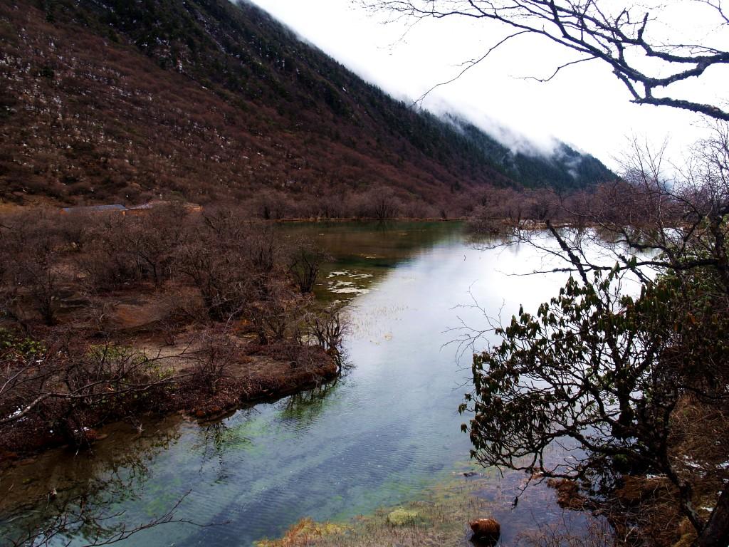 Пейзаж Хуанлуна