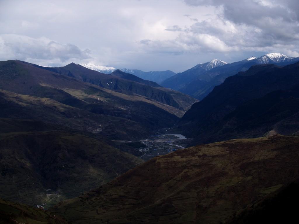 Лучше гор могут быть только горы...Сычуани
